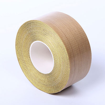 PTFE coated fiberglass adhesive tape with release paper