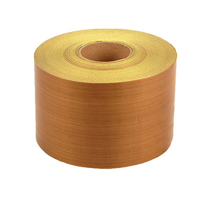 PTFE fiberglass adhesive tape with release paper