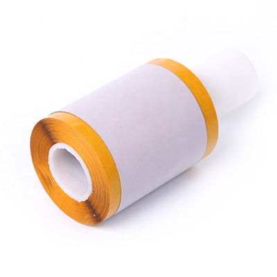 PTFE Skived Film Adhesive Tape With Release Paper