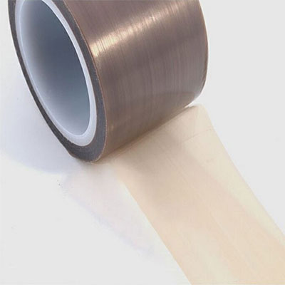 Pure PTFE Skived Film Adhesive Tape